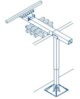 basement systems and stands